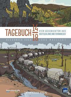 Tagebuch 14/18 - Alexander Hogh