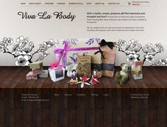 Viva La Body Website Design by Captovate, Darwin Rubber Soul, 3d Texture, Darwin, Web Design Inspiration, Body Care, Custom Design, Make It Yourself, Frame, Cards