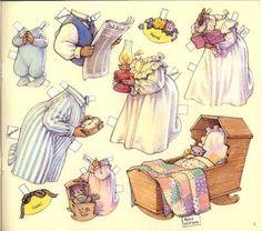 Le bambole di carta di Herminia
