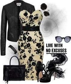 """""""Love the dress"""" by amo-iste on Polyvore"""
