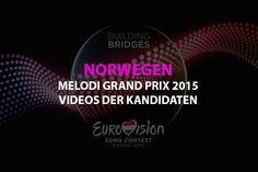 Norwegen: Siehe hier alle Videos der Melodi Grand Prix Kandidaten und stimme für deinen Favoriten ab.