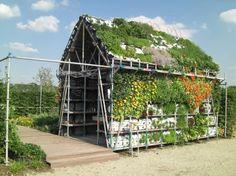 eathouse by de stuurlui stedenbouw atelier GRAS! NETHERLANDS.