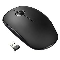 buy now   									£6.99 									 									 Description: Victsing wireless mouse frees tangle from cord and burden of annoying clicks. Enjoy 2.4G wireless freedom and incredibly silent clicks! Plug and Play Come with a  ...Read More