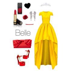 Belle, fashion costume