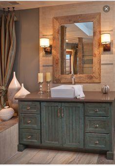 Master Bath cabinet color