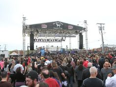 The Stone Pony Summer Stage is open from May through September. (Photo: Mark R. Sullivan/Staff Photographer)