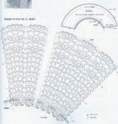 Mis Pasatiempos Amo el Crochet: Capa de dama estilo vintage
