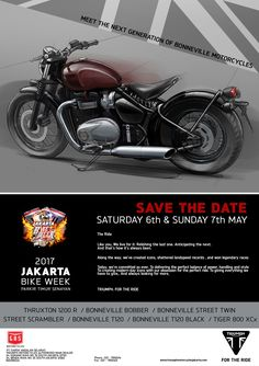 Jakarta Bike Week 2017