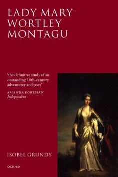 Lady Mary Wortley Montagu cover image