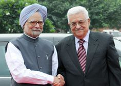 India today announced a USD 10 million contribution to Palestine and pledged its support to Palestine's bid for full and equal membership of the UN. The Prime Minister said India supported an independent Palestine living within secure and recognised borders, side-by-side and at peace with Israel.