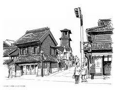 https://flic.kr/p/oSBiep | 川越 蔵造りの町並み |   く