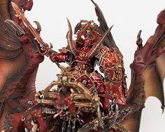 Unofficial Games Workshop Warscroll for the big guy. Warhammer 40k Figures, Warhammer 40k Art, Warhammer Models, Warhammer 40k Miniatures, Warhammer Fantasy, Fantasy Battle, Fantasy Warrior, Fantasy Demon, Chaos Legion