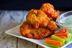 Buffalo Wings |The Yummy Journey
