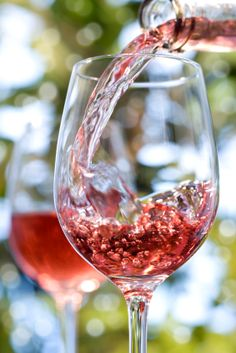 """Rosé is the Summer's """"Hottest"""" Wine #rose #summer"""