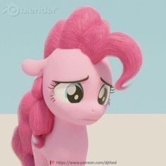 Expressive Pinkie Animation