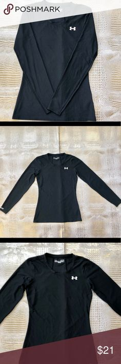 35cdd198b9a Women s Under Armour Dri Tech Snug Fit Shirt Top Gently preowned. Dri Fit  Technology.