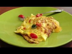 Authentic How to Cook a Delicious Egg Omelet : Easy Recipes for Kids & Adults, ,