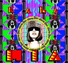 MIA's Kala has been getting heavy play in my house this summer. Political to the max with a sonic collage and deep beat at its core. Can't wait to listen to more. Music Covers, Album Covers, Aubrey Gold, Music Songs, Music Videos, Topper Headon, Xl Recordings, Mick Jones, Joe Strummer