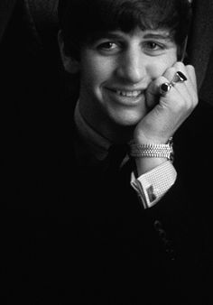 """Richard Starkey aka Ringo Starr - the quiet Beatle. He rounded off the group nicely and, being laid back, didn't challenge the talents of the main writers. When he did sing a song, however, it was typically very Ringo, due to his extremely recognisable voice. See """"Boys"""", """"With a Little Help From My Friends"""" and """"Yellow Submarine"""" for good examples."""