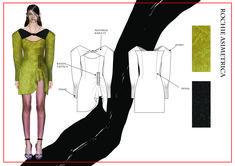 madalina buzas on Behance Ma Degree, Behance, Fashion Design, Behavior