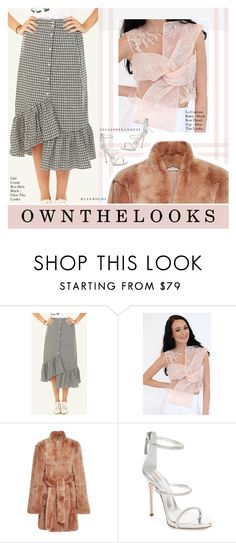 """OWN THE LOOKS 5"" by amberelb ❤ liked on Polyvore featuring Baku, Philosophy di Lorenzo Serafini, Giuseppe Zanotti and ownthelooks"