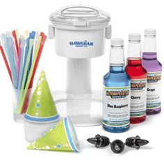 Looking for Hawaiian Shaved Ice Snow Cone Machine 3 Flavor Kit ? Check out our picks for the Hawaiian Shaved Ice Snow Cone Machine 3 Flavor Kit from the popular stores - all in one. Candy Floss Sugar, Hawaiian Shaved Ice, Hawaiian Ice, Snow Cone Syrup, Snow Cone Machine, Ice Shavers, Sno Cones, Best Shave, Shops