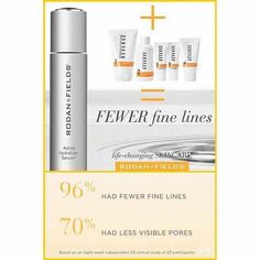 Would you like a 3-day sample of active hydration serum...any regimen purchase this month will receive!!!  How about that?
