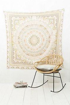 Orianna Medallion Tapestry