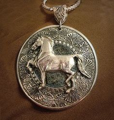 Horse Lady Gifts jewelry necklaces Morgan Horse Pendant in silver-pewter handmade by artist USA Leather Jewelry, Metal Jewelry, Jewelry Art, Jewelry Gifts, Jewelry Accessories, Women Jewelry, Jewelry Necklaces, Leather Bracelets, Leather Cuffs