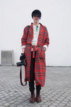 【ストリートスナップ】@Tracy Street of London, UK Fashionsnap.com | Fashionsnap.com