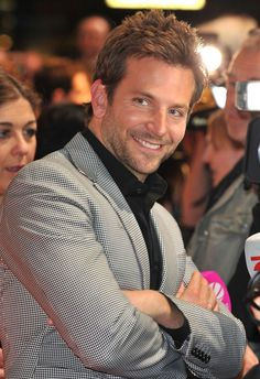 Bradley Cooper #2 for 3am & Mirror Online 100 Sexiest men. I have to say, I agree with about half of these men being on the list... Only problem, I would make them all #1! LOL!