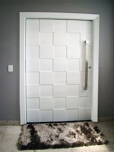 Una  puerta ! Modernas e Estilosas!!!