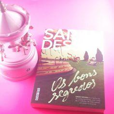 Os bons segredos vai ser a minha primeira leitura da #sarahdessen , espero que eu goste. Obrigada pelo livro #editoraseguinte #blogeuinsisto  #blogliterario #book #livro #grammasters3