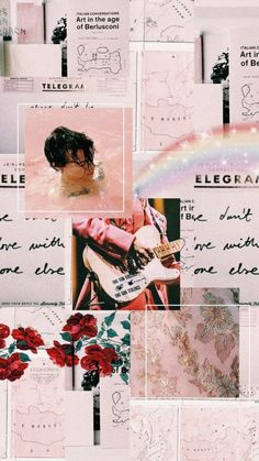 Art has the power to Homescreen Wallpaper, Wallpaper Iphone Cute, Aesthetic Iphone Wallpaper, Cool Wallpaper, Cute Wallpapers, Aesthetic Wallpapers, Wallpaper Backgrounds, Harry Styles Fotos, Harry Styles Mode