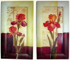 FRAME ART - PINK ORCHID