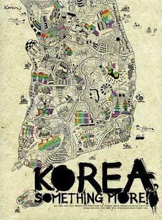 Korea Tourism Poster