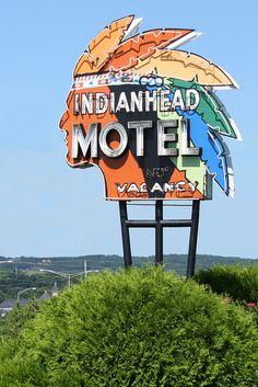 Indianhead Motel.....Chippewa Falls, Wisconsin