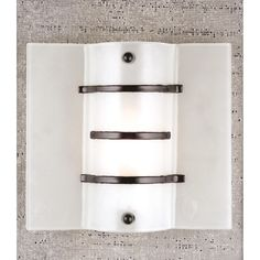 12 Inch W Metro Fusion Robbi Wall Sconce - Custom Made