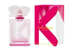 Couleur Kenzo Rose-Pink Kenzo for womenCouleur Kenzo Rose-Pink is created by perfumers Jean Jacques and Sylvie Fischer. The composition is floral - spicy, made of grapefruit, angelica, rose and saffron notes.     The bottles are decorated with the letter K and the boxes show the legendary flower that was designed by Serge Mansau in 1982. The fragrances are available as 50 ml Eau de Parfum