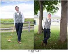 Laudholm Farm Wedding || Wells, Maine Wedding Photographers - Kivalo Photography Blog » Kivalo Photography Blog