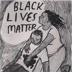 Black lives matter... #blacklivesmatter #ferguson #justiceformichaelbrown