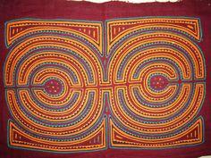 Mola (arte) - Wikipedia