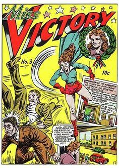 Miss Victory, Helnit/Holyoke, 1941.