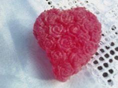 Umyjte se srdíčkem z voňavých růží!