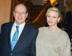 Prince Albert and Princess Charlene are currently in LA.  They attended a reception last night for the Princess Grace Foundation.