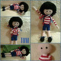Crochet Tom