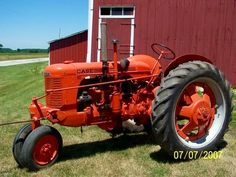 Antique Case Tractors & Parts For Sale, Case Tractor History Antique Tractors, Vintage Tractors, Vintage Farm, Antique Cars, Tractors For Sale, Case Tractors, Ford Tractors, Ford Tractor Parts, Red Tractor