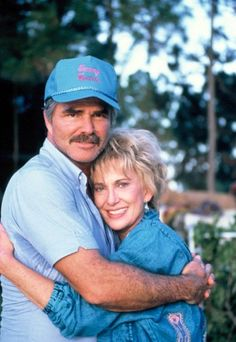 """Let's Call It A Day"" (from the forthcoming album, Heart Over Mind) was released in July, 1990. Tammy Wynette is shown here with Burt Reynolds who produced the music video for the song."