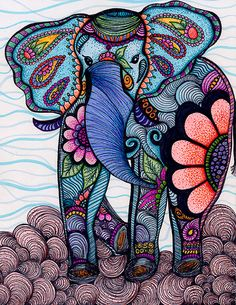 Gentle Giant by MySweetFolly on Etsy.