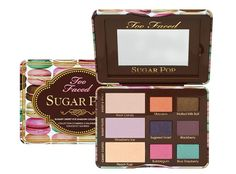 Too Faced Sugar Pop Sugary Sweet Eye Shadow Collection for Summer 2015